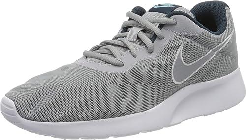 Nike Herren Tanjun Prem Sneaker, grau