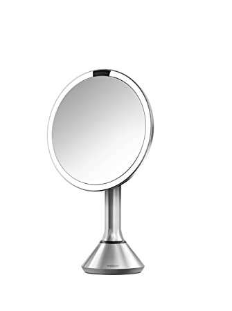 Simplehuman Sensor Mirror - Sensor-Activated Lighted Vanity Mirror
