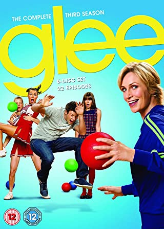 Glee - Season 3 [DVD]: Amazon co uk: Lea Michele, Matthew
