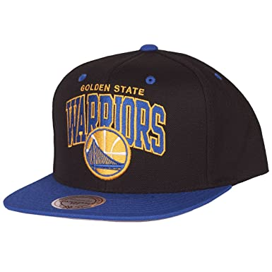 688d2d8ad71dc0 ... coupon code mitchell ness golden state warriors team arch snapback nba  cap current amazon sports outdoors