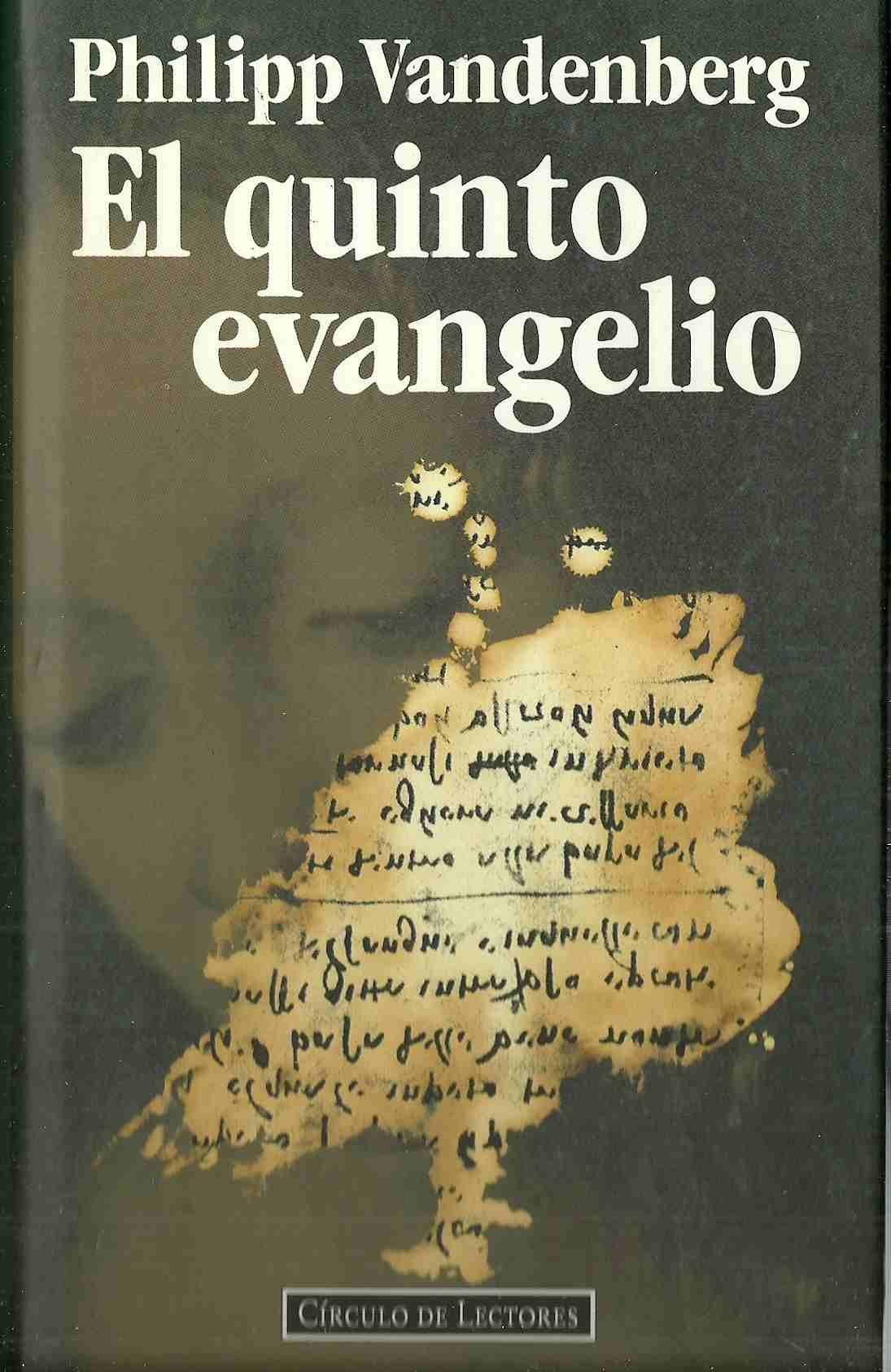 el quinto evangelio philipp vandenberg