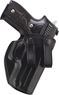 product image for Galco Summer Comfort Inside Pant Holster Compatible with Glock 26, 27, 33, Black - SUM287B