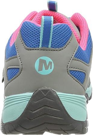 Merrell M-moab Fst Low Waterproof, Zapatillas de Senderismo Unisex Niños