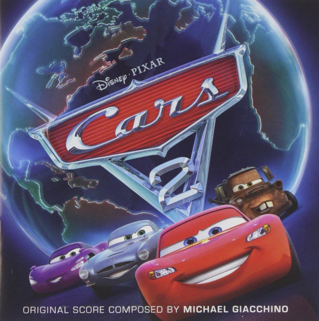 Michael Giacchino Weezer Robbie Williams Brad Paisley Perfume Benabar Cars 2 Amazon Com Music