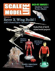 Scale Model Life: Building Scale Model Kits Magazine (Volume 2)