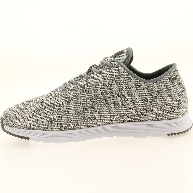 Amazon.com | Ransom Men Field Lite (gray / ash gray / white) | Fashion  Sneakers