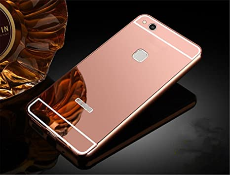 huawei p10 lite coque rose gold