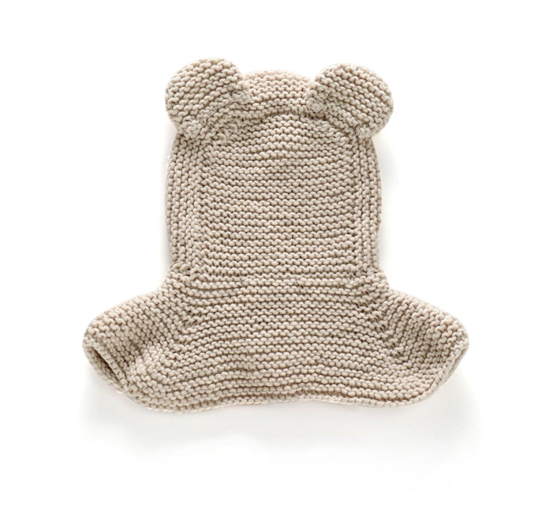 aierwish Neugeborenes Stricken Handarbeit Hüte Baby Eisbär ...