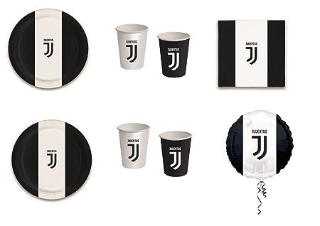 coordinato Sport Fútbol F.C. Juventus para cumpleaños eventos ...