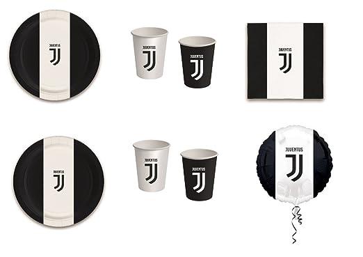 coordinato Sport Fútbol F.C. Juventus para cumpleaños ...