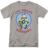 Popfunk Breaking Bad Los Pollos Hermanos T Shirt & Stickers