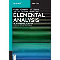 Elemental Analysis: An Introduction to Modern Spectrometric Techniques