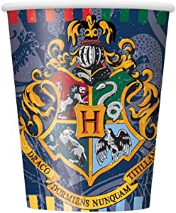 9oz Harry Potter Party Cups, 8ct