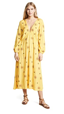 9d4d5f6537c Sundress Women s Chicago Long Cover Up Dress at Amazon Women s ...