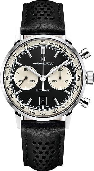 Hamilton - HAMILTON American-Classic INTRAMATIC-68-AUTOCHRONO H38716731 - H38716731: Amazon.es: Relojes