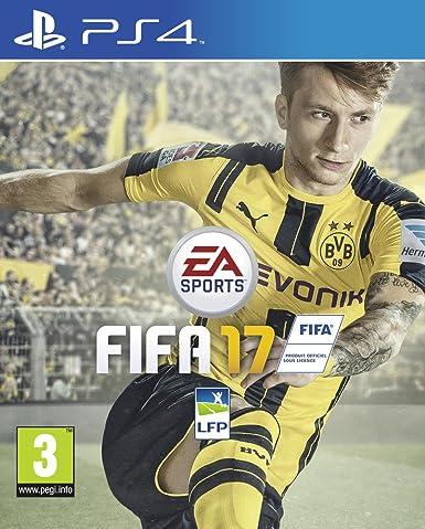 Electronic Arts FIFA 17, PS4 Básico PlayStation 4 Inglés, Francés vídeo - Juego (PS4, PlayStation 4, Deportes, Modo multijugador, E (para todos)): Amazon.es: Videojuegos