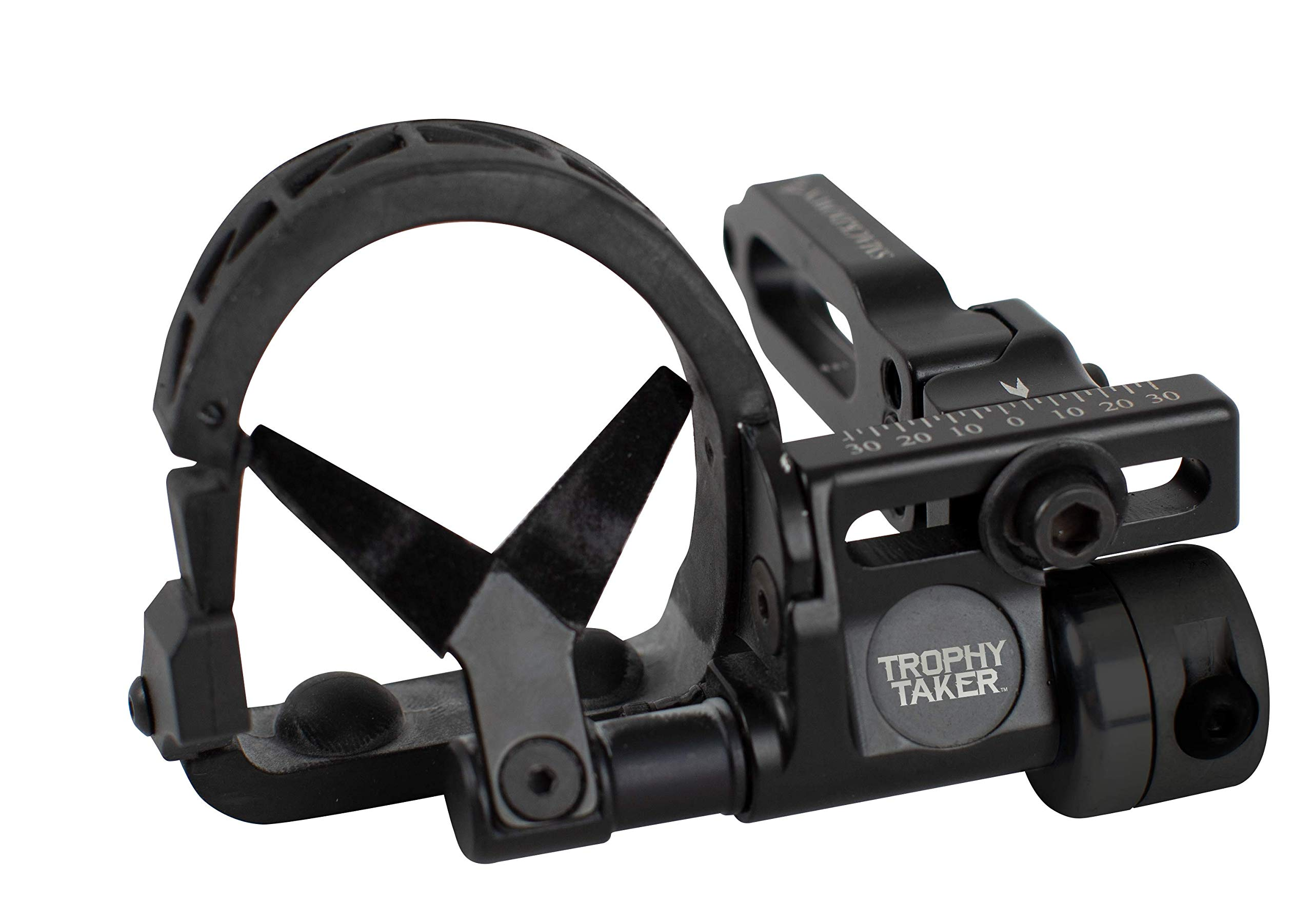 Trophy Taker Smackdown Lockup Arrow Rest - Right Hand - Compound Bow Hunting Archery Accessory by Trophy Taker