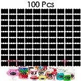 ThxToms 100Pcs Chalkboard Labels, High-Class