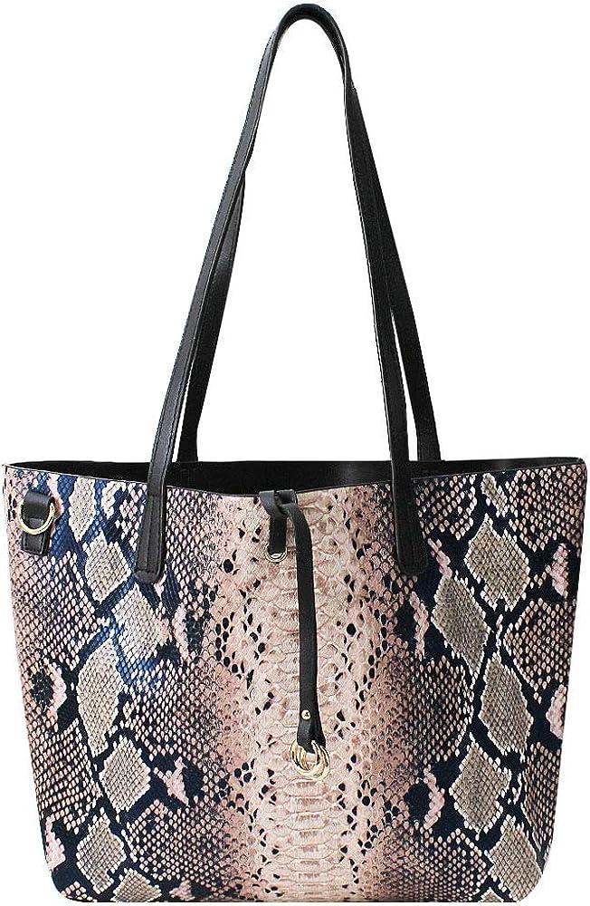 Felice Women Snakeskin Bag...