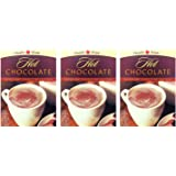 Healthwise - Hot Chocolate Drink for Any Diet and Post Workout - 3 Box Value Pack (21 Servings) - 15 Grams of Protein - 80 Ca