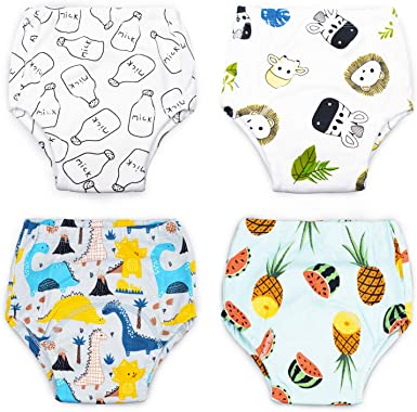 loud proud Baby Boys Soft Pant Organic Cotton Training