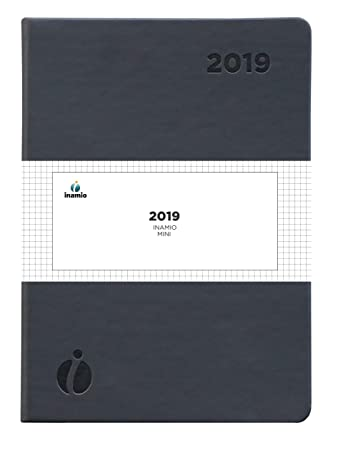 amazon com 2019 dated planner by inamio a5 size week to view
