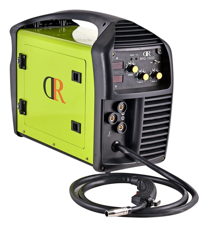 150 Amp MIG ARC Welder 110/220V Dual Voltage IGBT Welding Soldering Machine  - - Amazon.com