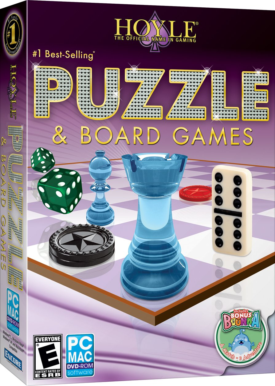 Encore Hoyle Puzzle & Board Games 2011 by Encore