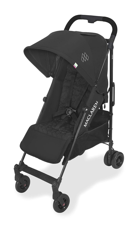 Maclaren Quest arc Silla de paseo - ligero, manillar unido, para recién nacidos hasta los 25kg