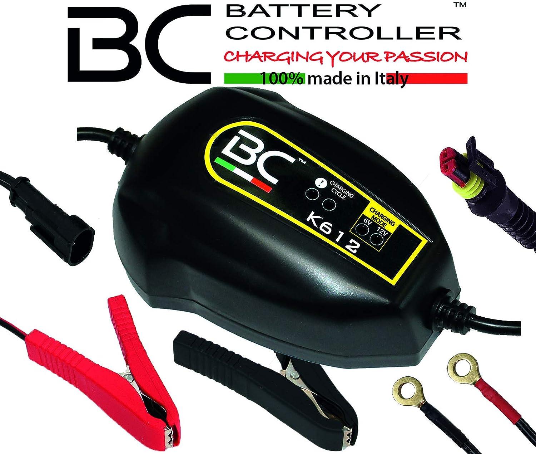 BC Battery Controller 700BCK612 Cargador mantenedor Inteligente para baterías de Plomo/ácido de 6V/12V
