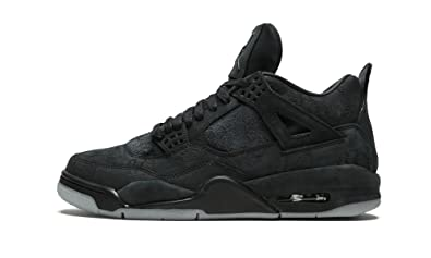 bb39bc78bef Image Unavailable. Image not available for. Color: Jordan Air 4 Retro KAWS  ...