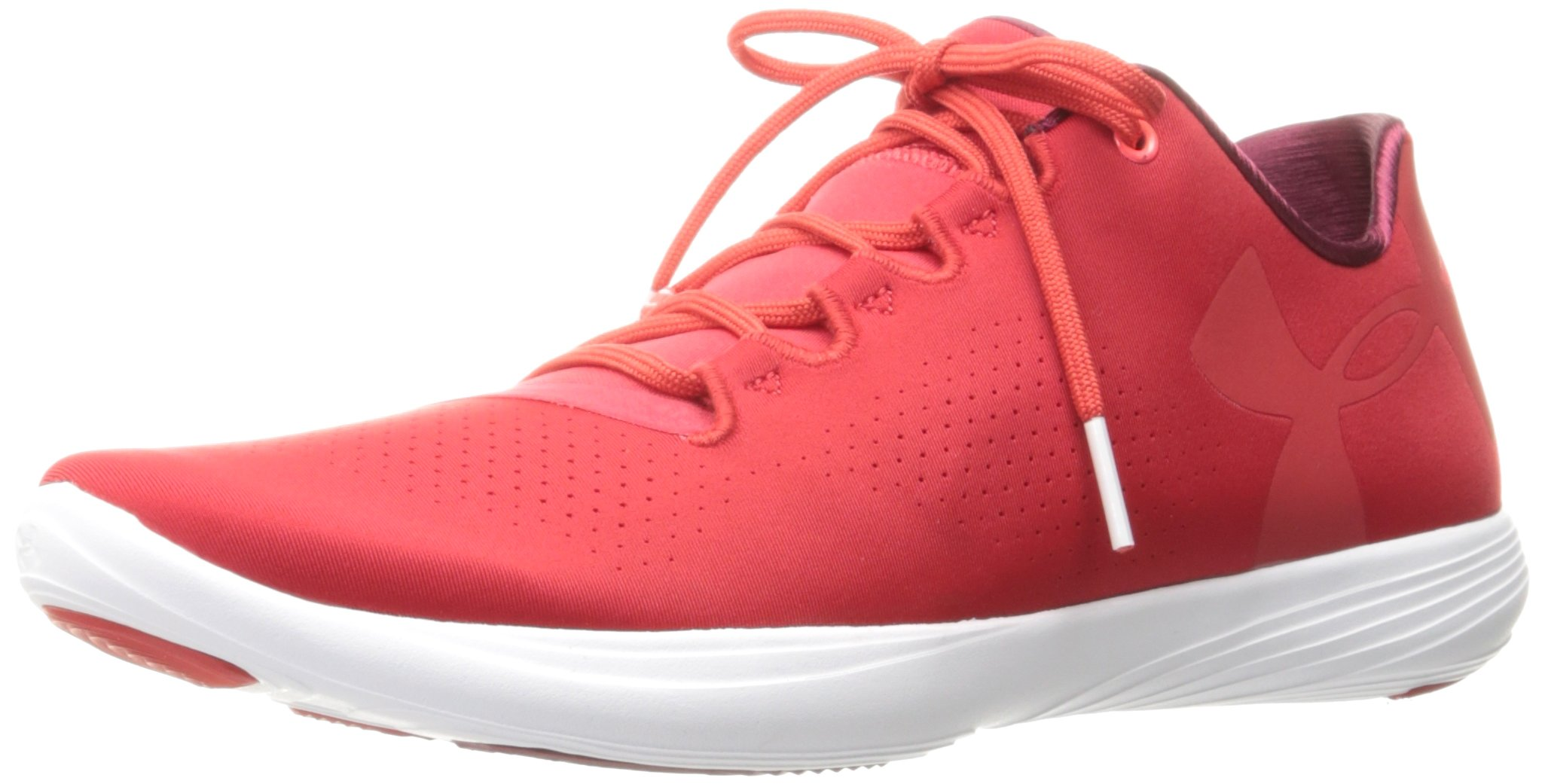 best cheap b9d72 8022c Galleon - Under Armour Women s Street Precision Low Training Shoes,  Red White V1, 10
