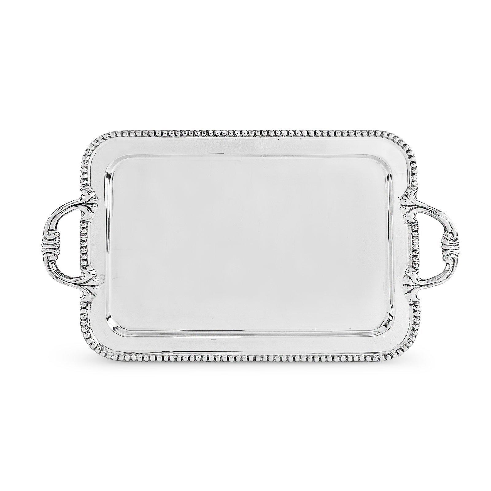 Beatriz Ball 5817 Breakfast-Trays, Metallic