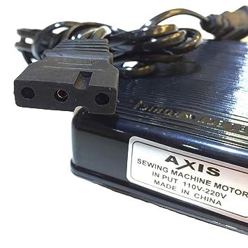 Axis control electrónico de pie con cable (369434003) (419451 – 003) Serger