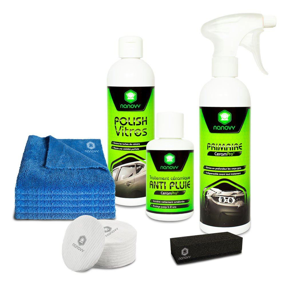 nanovy – Kit Ceramica Anti Pioggia cerampro® Ayrla Technology