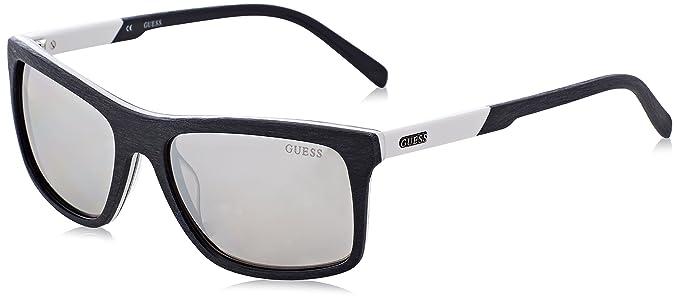 Amazon.com: anteojos de sol Guess GU 6805 (Gu 6805) gu6805 ...