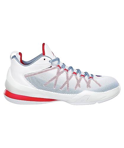 Nike Herren Basketballschuhe Jordan CP3.VIII AE Weissblau