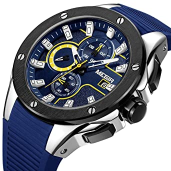 3ce54349c12 Amazon.com  Casual Sport Watches for Men