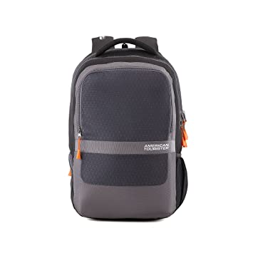 American Tourister 29 Ltrs Black Laptop Backpack (AMT TECH Q Laptop BKPK01  Black)  Amazon.in  Bags, Wallets   Luggage d51ac27e98