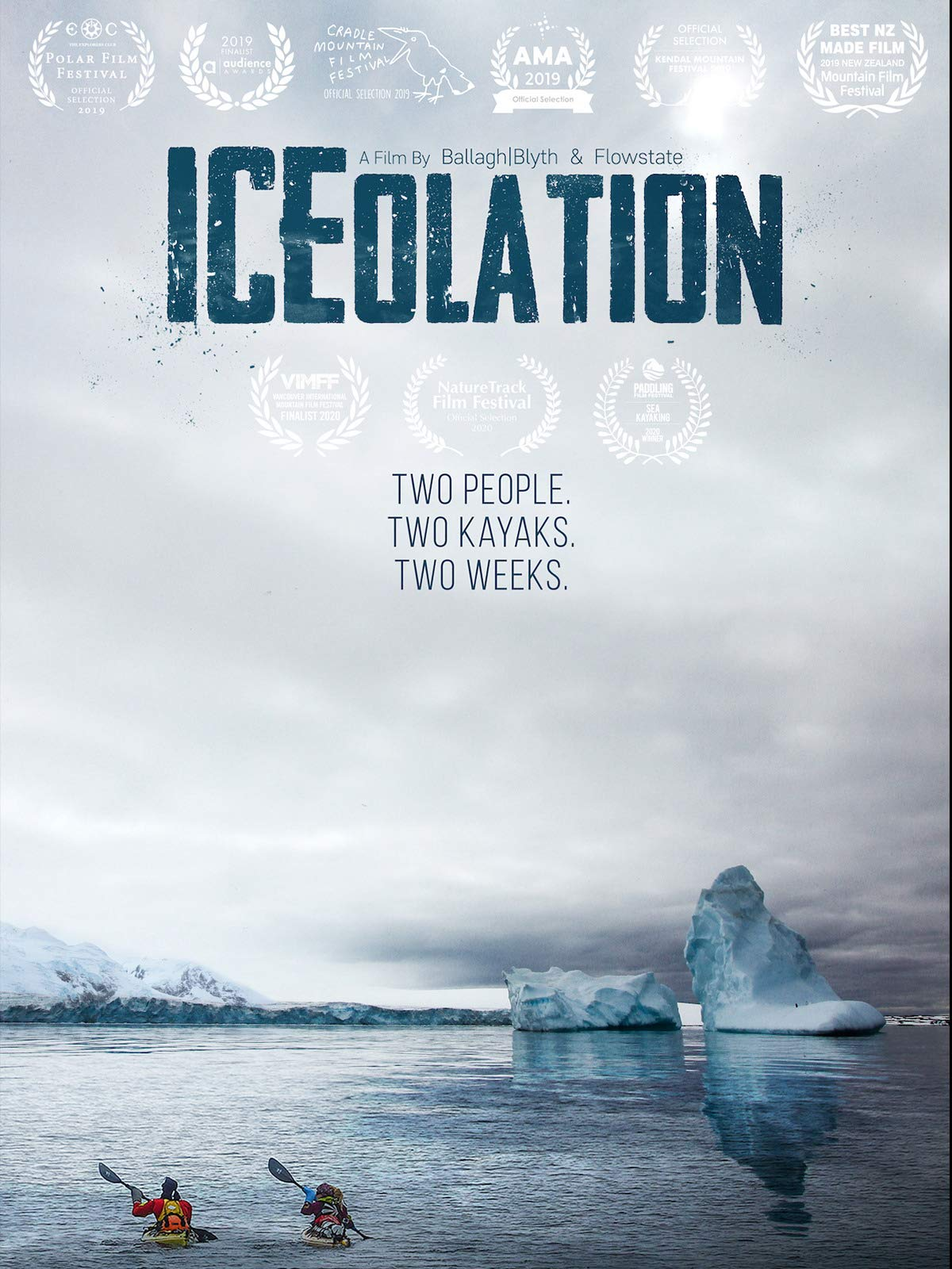 ICEolation on Amazon Prime Video UK