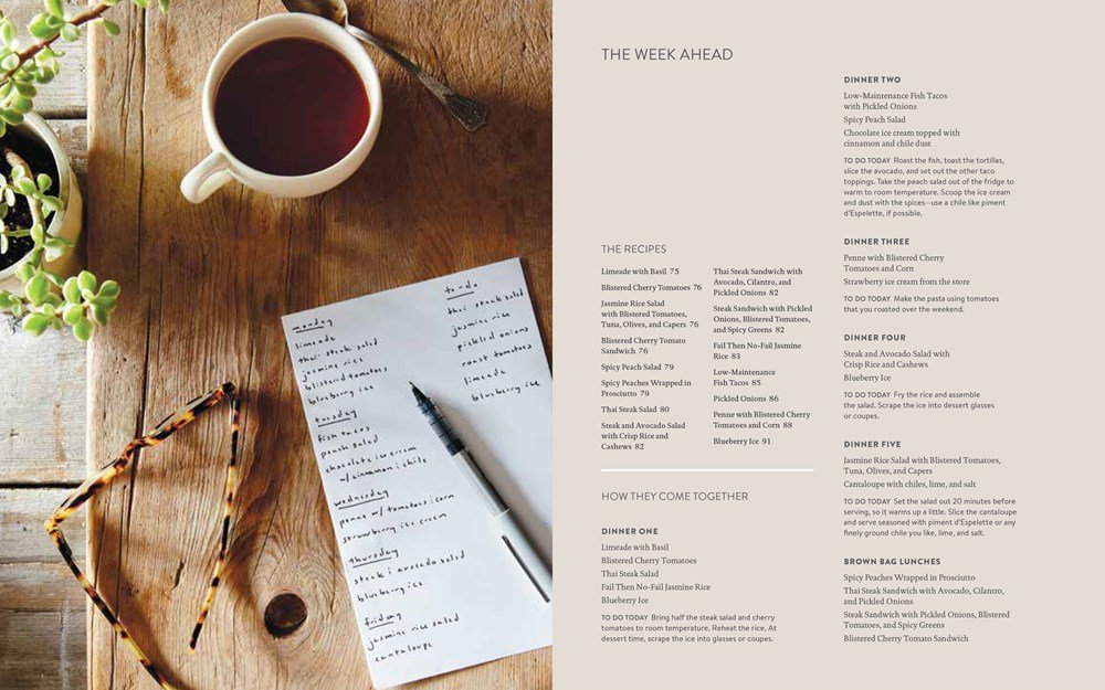 Food52 A New Way to Dinner: A Playbook of Recipes and