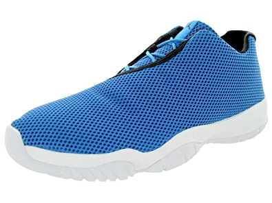 47fbdb21dc57b7 Nike Jordan Mens Air Jordan Future Low Photo Blue Black White Casual Shoe 11