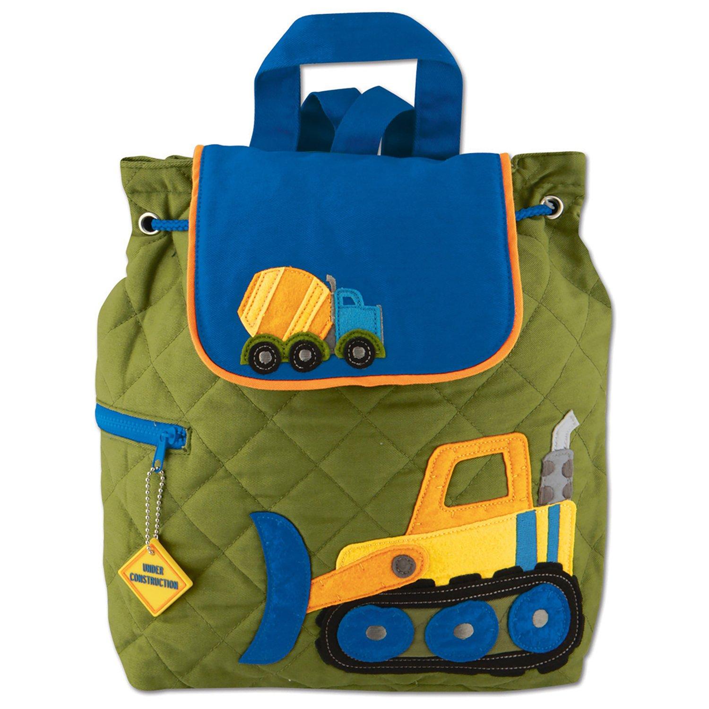 Stephen Joseph Quilted Backpack SJ100125