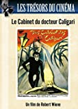 Les Trésors du Cinéma : Le Cabinet du docteur caligari (Das Cabinet des Dr. Caligari) - Version teintée [Edizione: Francia]
