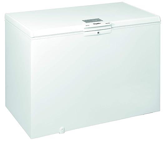 Whirlpool WHE39352 FO - Congelador (390 L), color blanco: 485.31 ...