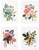 Rifle Paper Co. Assorted Card Set - Botanical - 8 ct