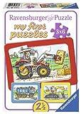 Ravensburger 06573 - Bagger, Traktor und Kipplader