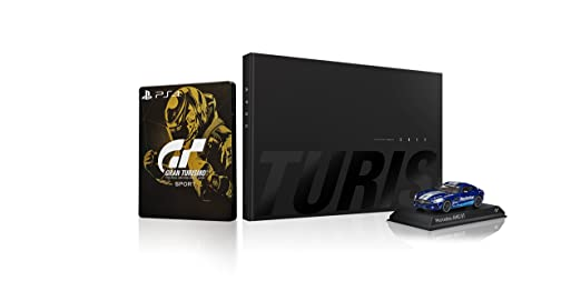 Image result for Gran Turismo Sport Collectors Edition