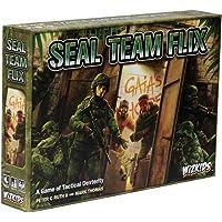 Wizkids Current Edition Seal Team Flix Board Game