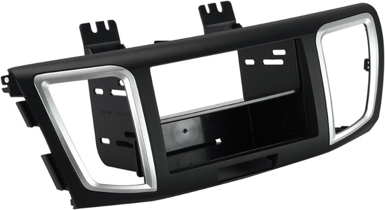 Connects2 CT23HD15 Honda Accord 2015/> Black Double DIN Fascia